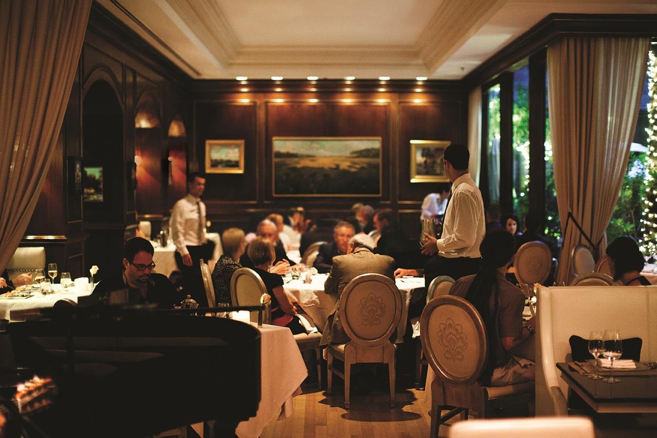 The Charleston Grill, Charleston