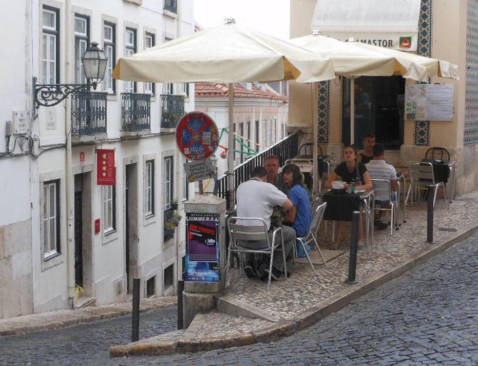 Tiny restaurant