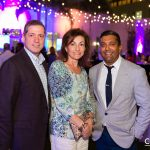 Anthony and Vivian Mosellie, Gopal Rajegowda