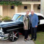 Barbara and Jack Nicklaus