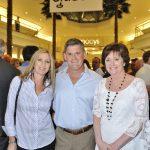 Lauren and George Mastics, Patty McDonald