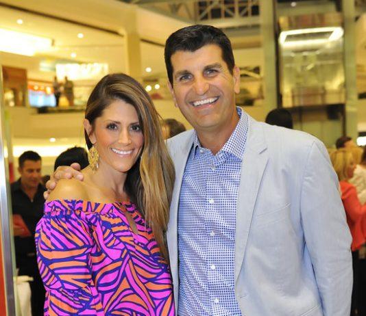 Sara and Rich Nestro