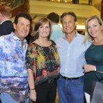 Joe Amato, Nan O'Leary, Russ and Andrea Segar