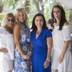 Kathy Theofilos, Alyssa Harvey, Elizabeth Antonopoulos, Diane Donald