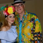 Anna and Ed Bastian