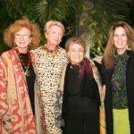 Jenny Garrigues, Irene Goodkind, Ellen Liman, Mona de Sayve