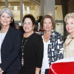 Grace Ross, Fran Freeman, Lourdes Vespa, Bonnie Siok