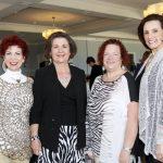 Barbara Rockoff, Sharon Jernigan, Wendy Kahan-Winters, Jo Filipowicz