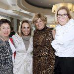 Conni Tamburo, Maxine Levin, Sue Weinstein, Maureen Goldfarb