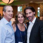 Sharon and Steve Katzman, Jorden Tepper