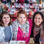 Tiffany Freisberg, Megan Hickey, Sarah Rogers
