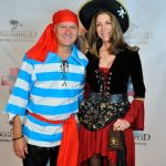 Monty Foster and Sally Sevareid