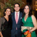 Margarita Stegmann, Juan Dominguez, Laura Galban