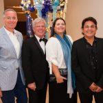 Scott Rosen, Conrad White, Nathalie Diamantis, Ariel Cartaya