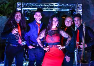 Catabella & the Latin Band