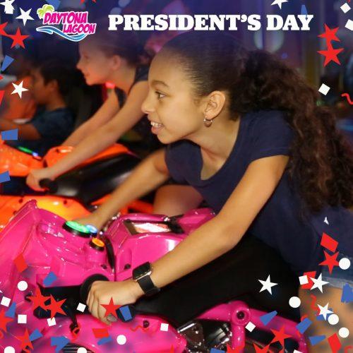 President's Day Special at Daytona Lagoon