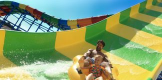 Water Park Opening Day at Daytona Lagoon