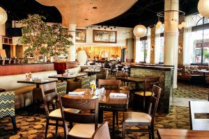 Easter feasting at City Cellar