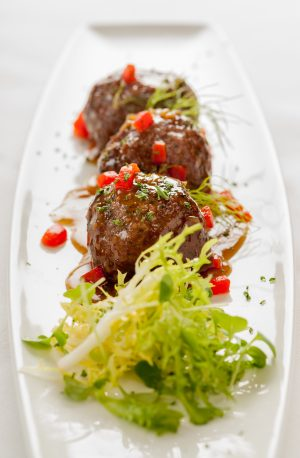 National Meatball Day at III Forks