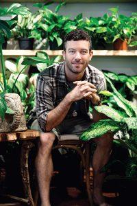 Master Gardener Mike Kane of The Garden Shoppe
