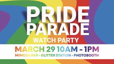 Palm Beach Pride Parade Watch Party