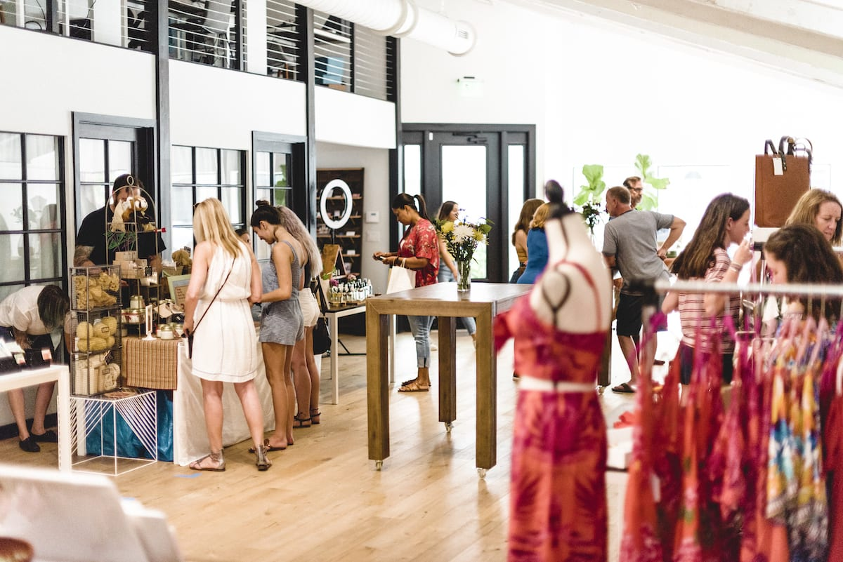 Night Market: Local Artisans, Makers, and Boutiques