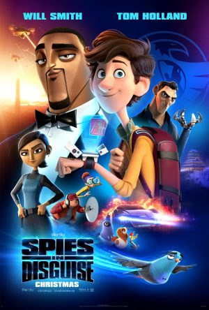 Screen on the Green: Spies in Disguise