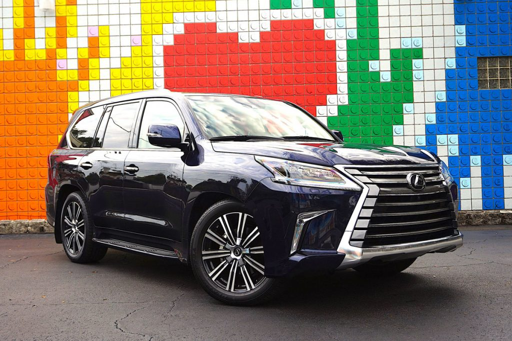 2020 Lexus Lx 570 Is A Blast From The Past Palm Beach Illustrated