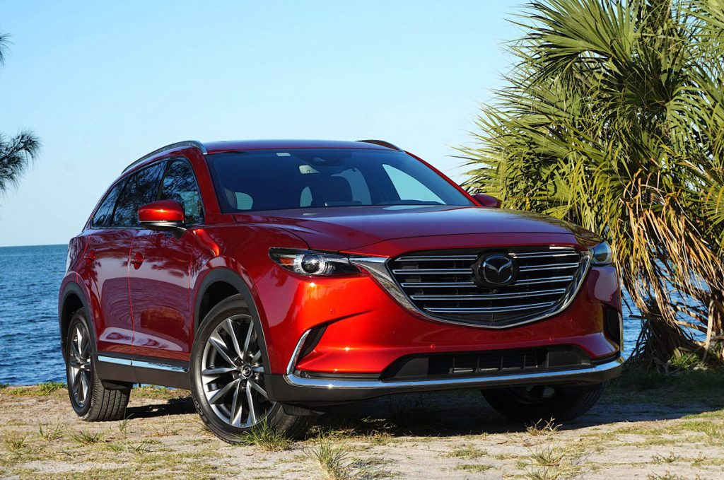 Mazda S 2020 Cx 9 Has The Looks Palm Beach Illustrated