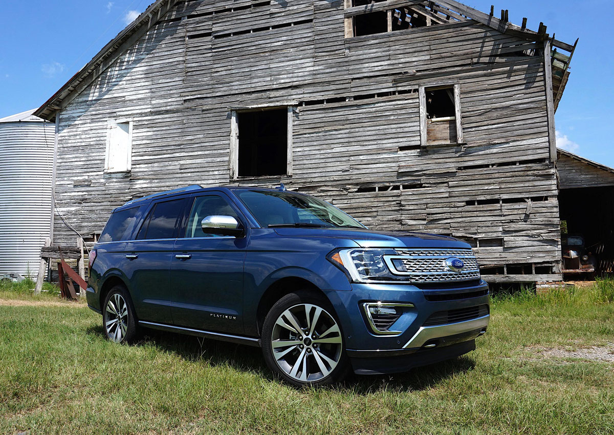 Road Tripping In Ford S Latest Expedition Palm Beach Illustrated