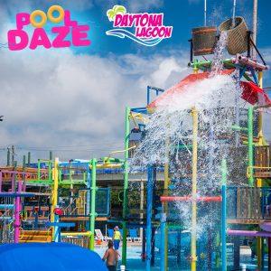 Pool Daze at Daytona Lagoon