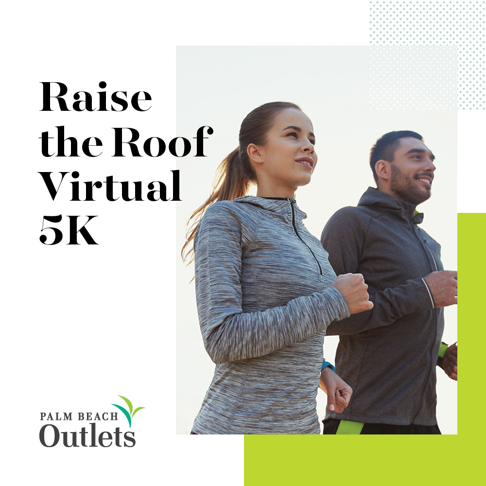 Raise the Roof Virtual 5K