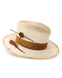 House of Clyde, Hat, Beige