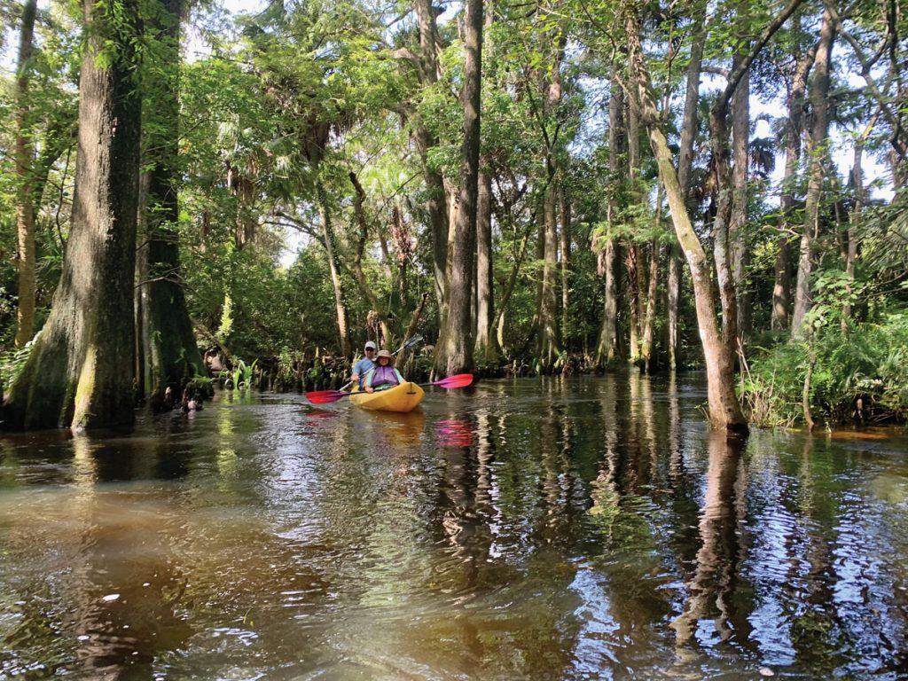 Jupiter Outdoor Center Kayak