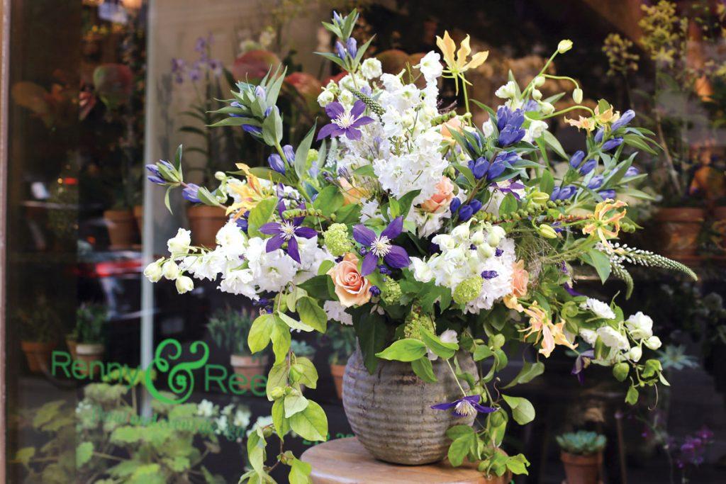 Floral Arrangement by Reed McIlvaine