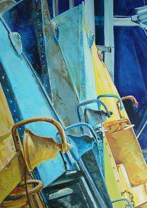 Memories-Tybee Island by Jim Rigg
