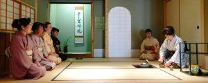 Ikebana Flower Arrangement