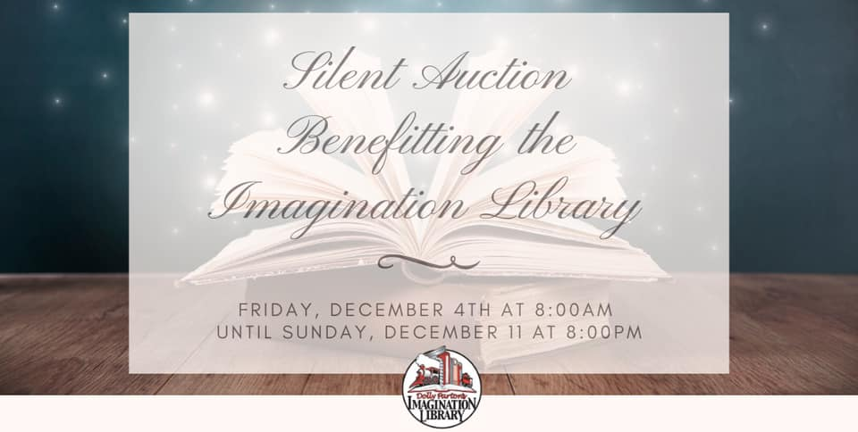 Silent Auction_Imagination Library