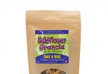 Wildflower Granola Take a Hike mix