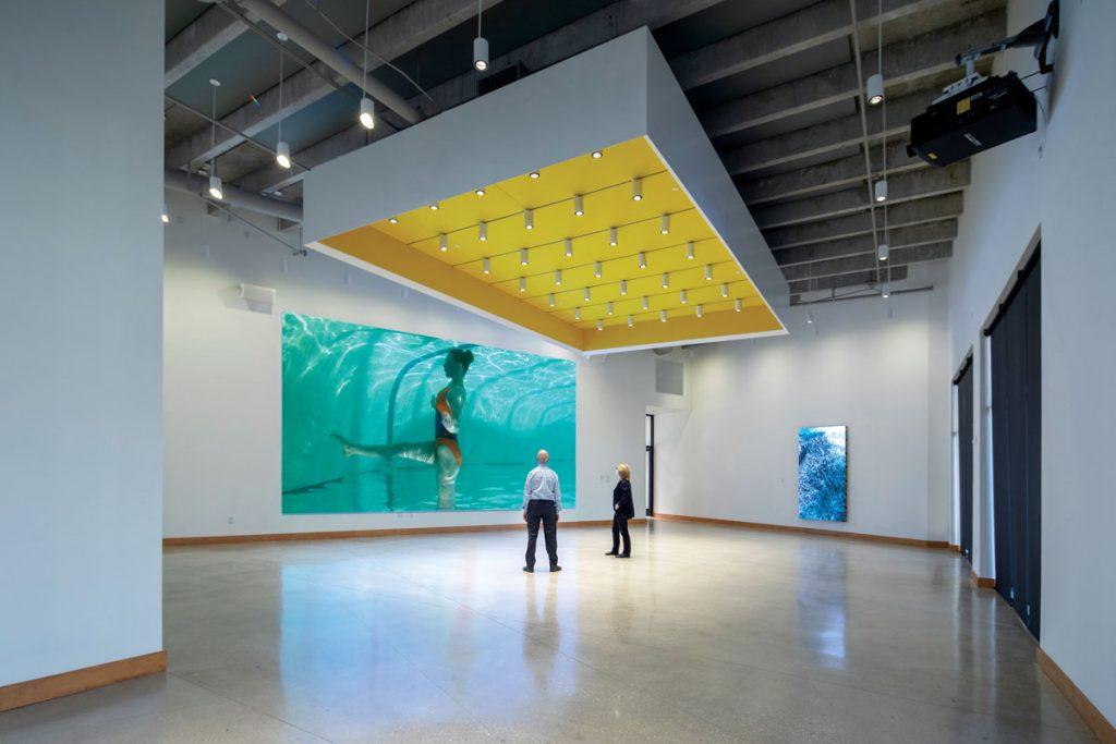 The Boca Raton Museum of Art's new Wolgin Education Center