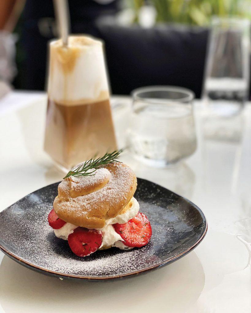 Waxin's Strawberry Puff Dessert, PC Malin Sandström
