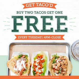 Taco Tuesday at CoreLife Eatery