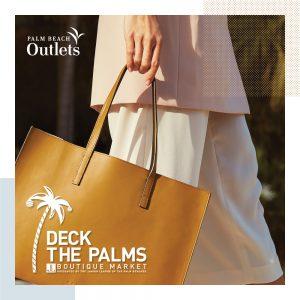 Deck the Palms