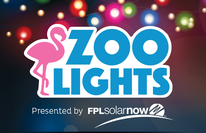 Zoo Lights at Palm Beach Zoo