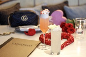 Celebrate with Love Potions at Lionfish