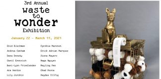 3rd Annual Waste to Wonder Exhibition