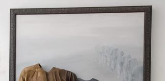 Blank Slate at The Box Gallery: Domenic Esposito