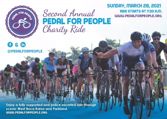 The 2nd Annual Pedal