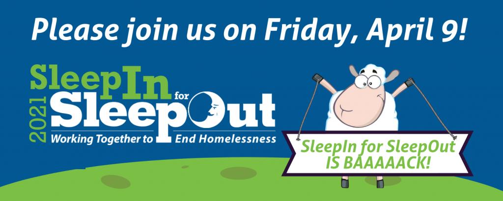 SleepIn for SleepOut