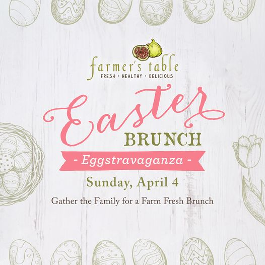 Eggcellent Easter Celebration